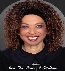 Rev. Dr. Lorna L. Wilson – 10-12-2019