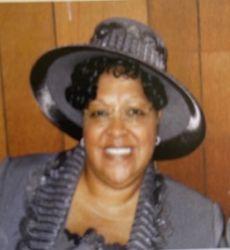 Rev. Effie A. Jackson